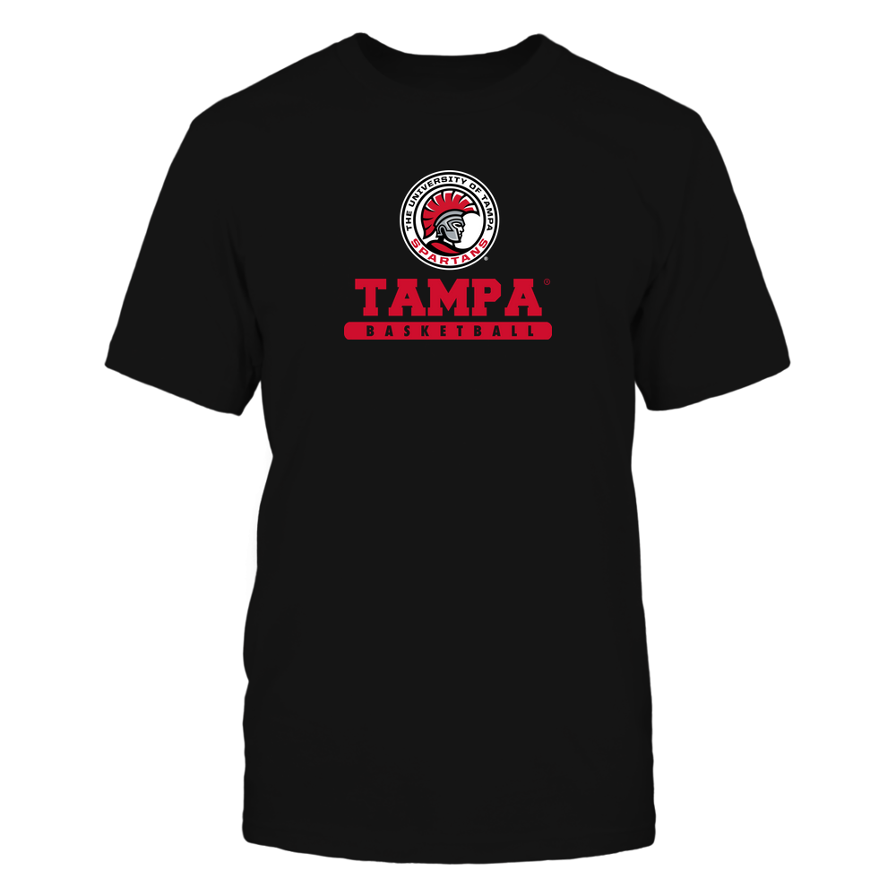 Tampa Spartans - School - Logo - Basketball Front picture