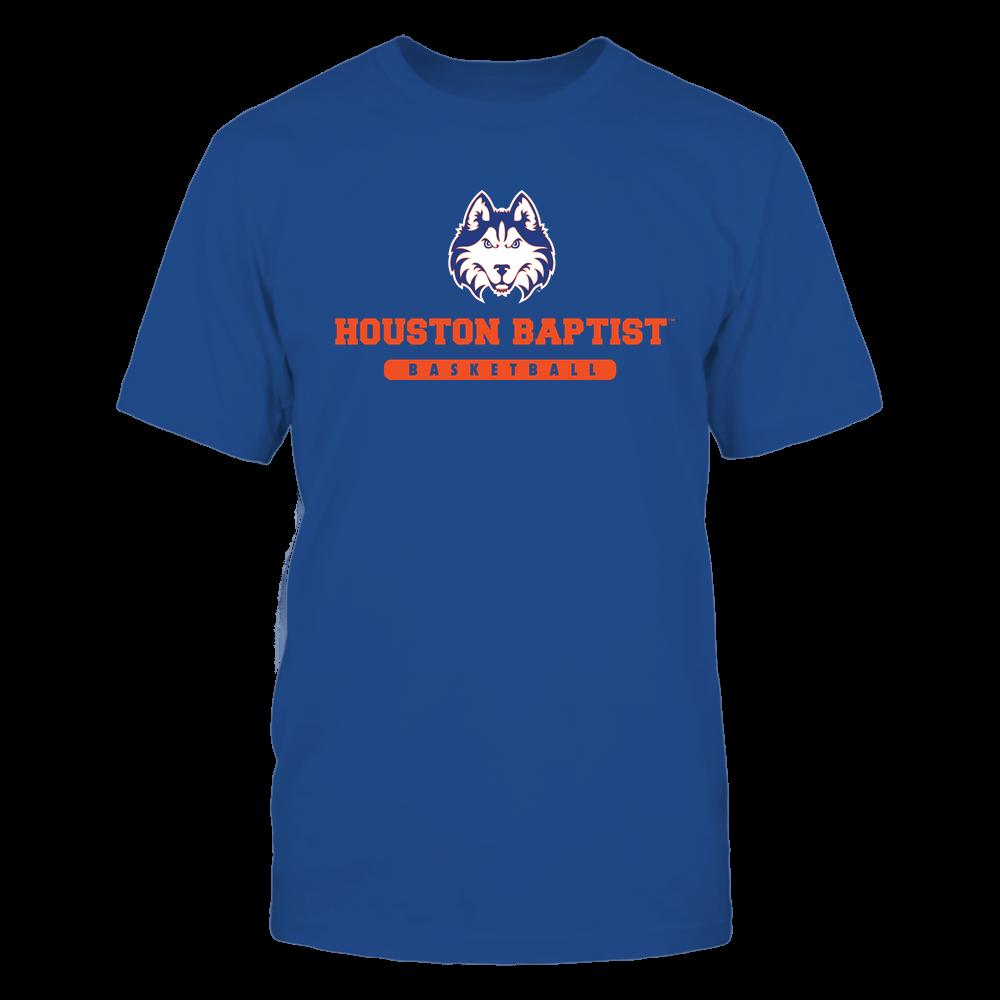 Houston Baptist Huskies - School - Logo - Basketball Front picture
