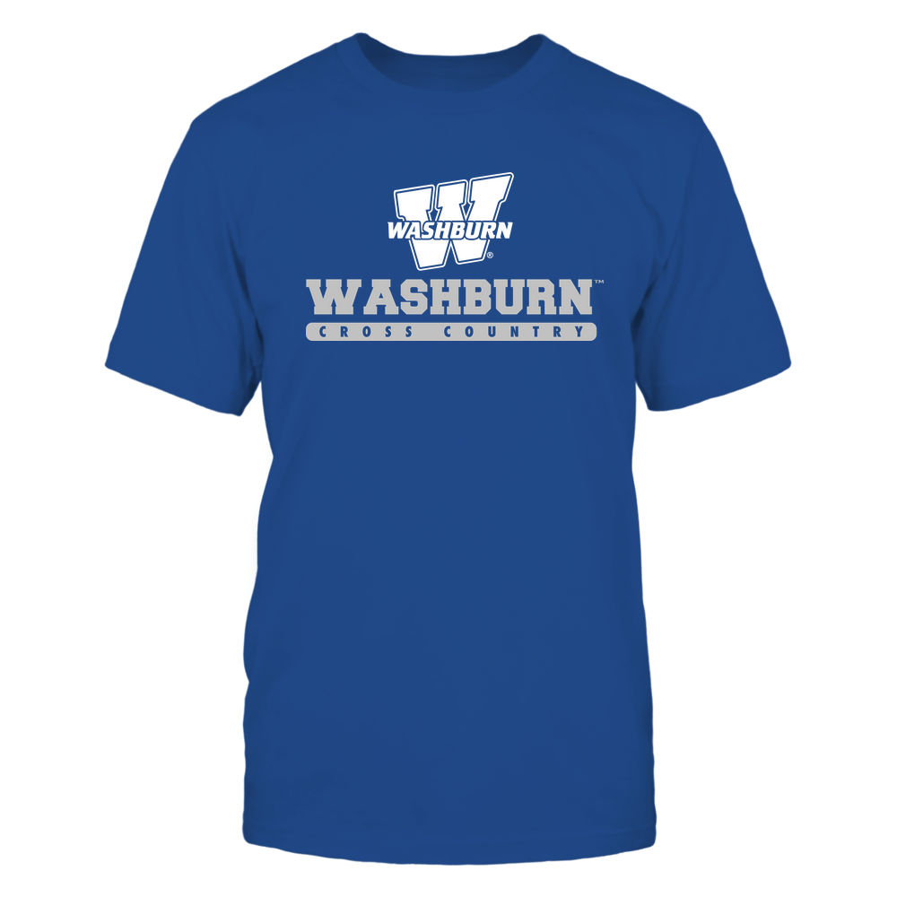 Washburn Ichabods - School - Logo - Cross Country Front picture