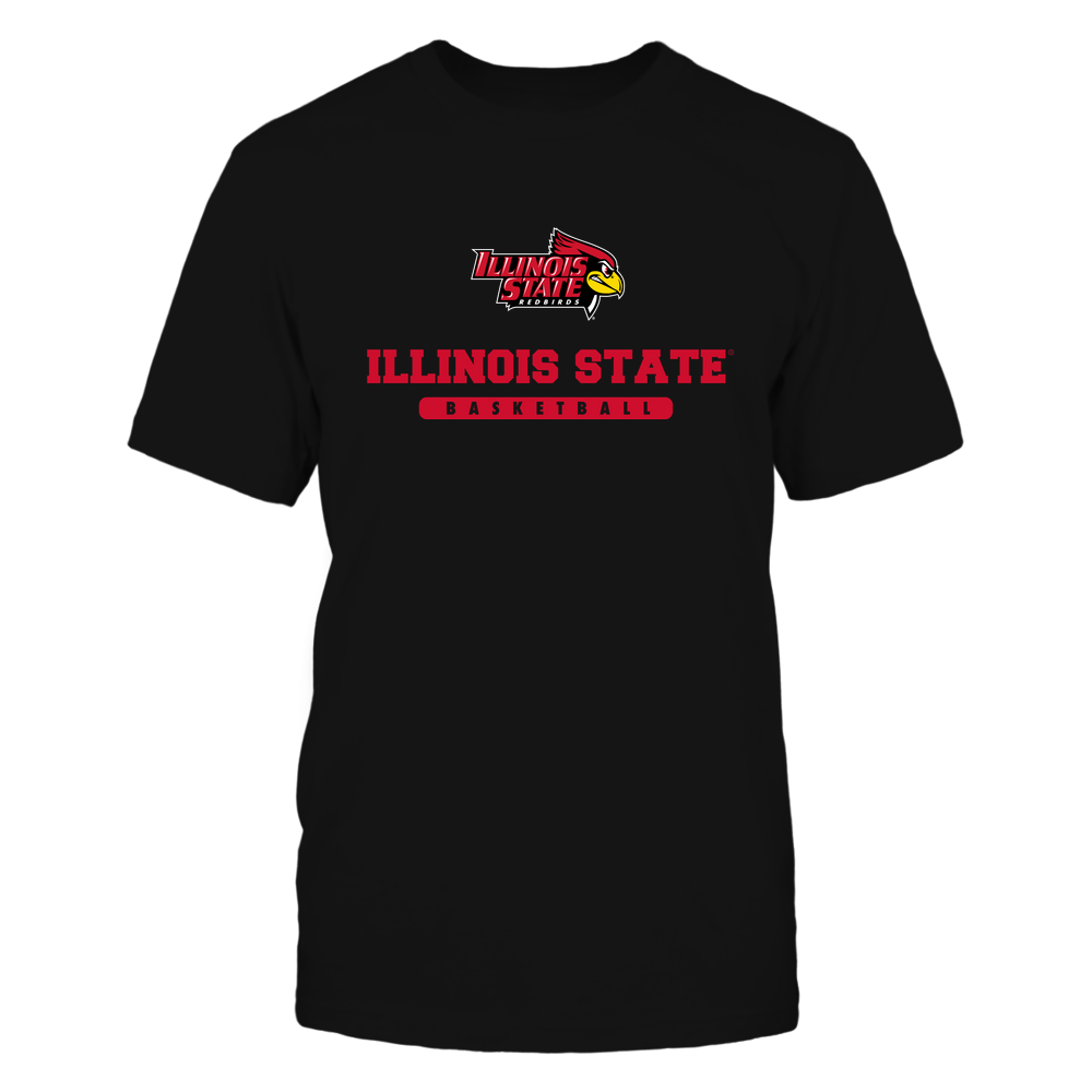 Illinois State Redbirds - School - Logo - Basketball Front picture
