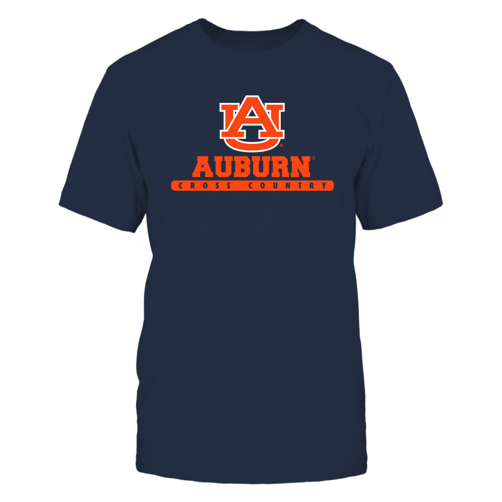 Auburn Tigers - School - Logo - Cross Country Front picture