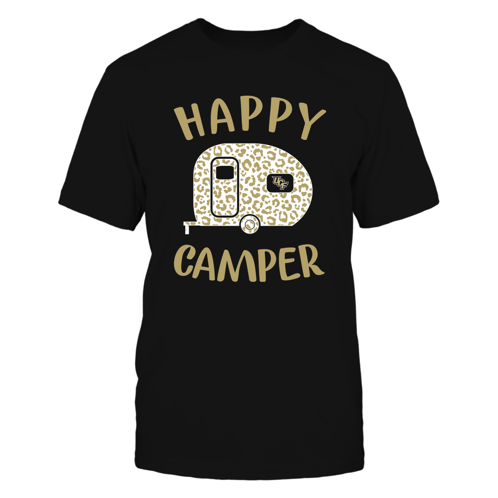 UCF Knights - Camping - Happy Camper Front picture