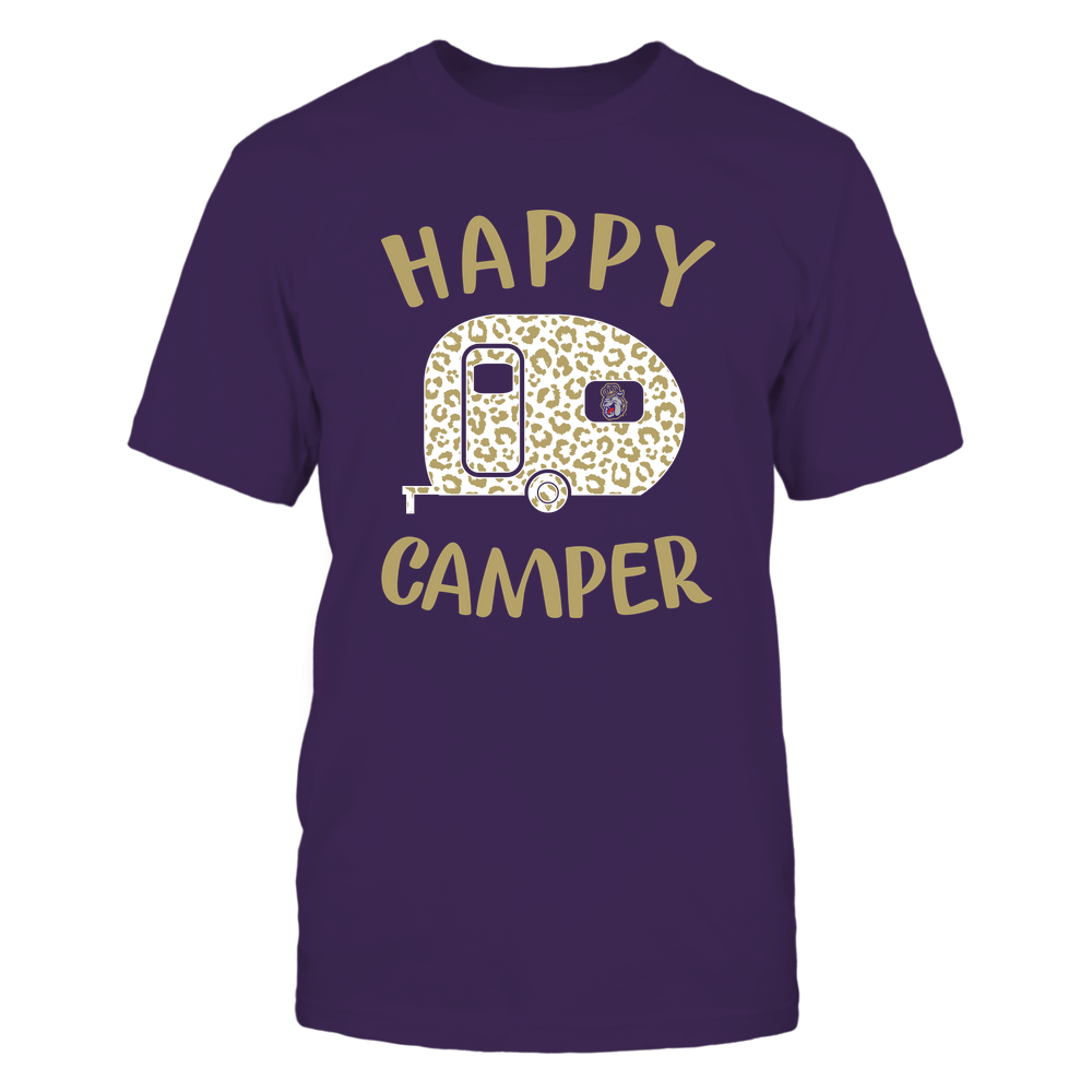 James Madison Dukes - Camping - Happy Camper Front picture