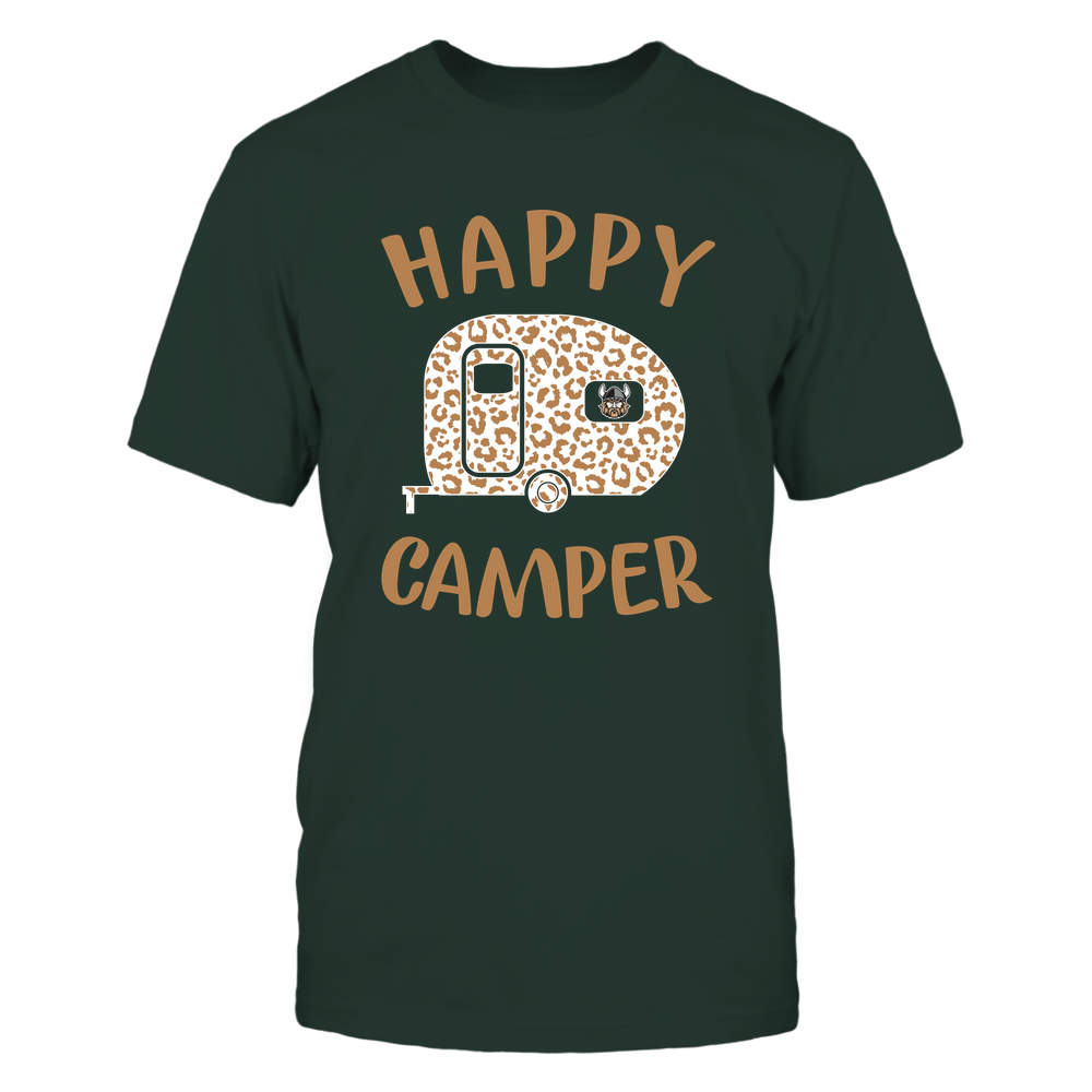 Cleveland State Vikings - Camping - Happy Camper Front picture
