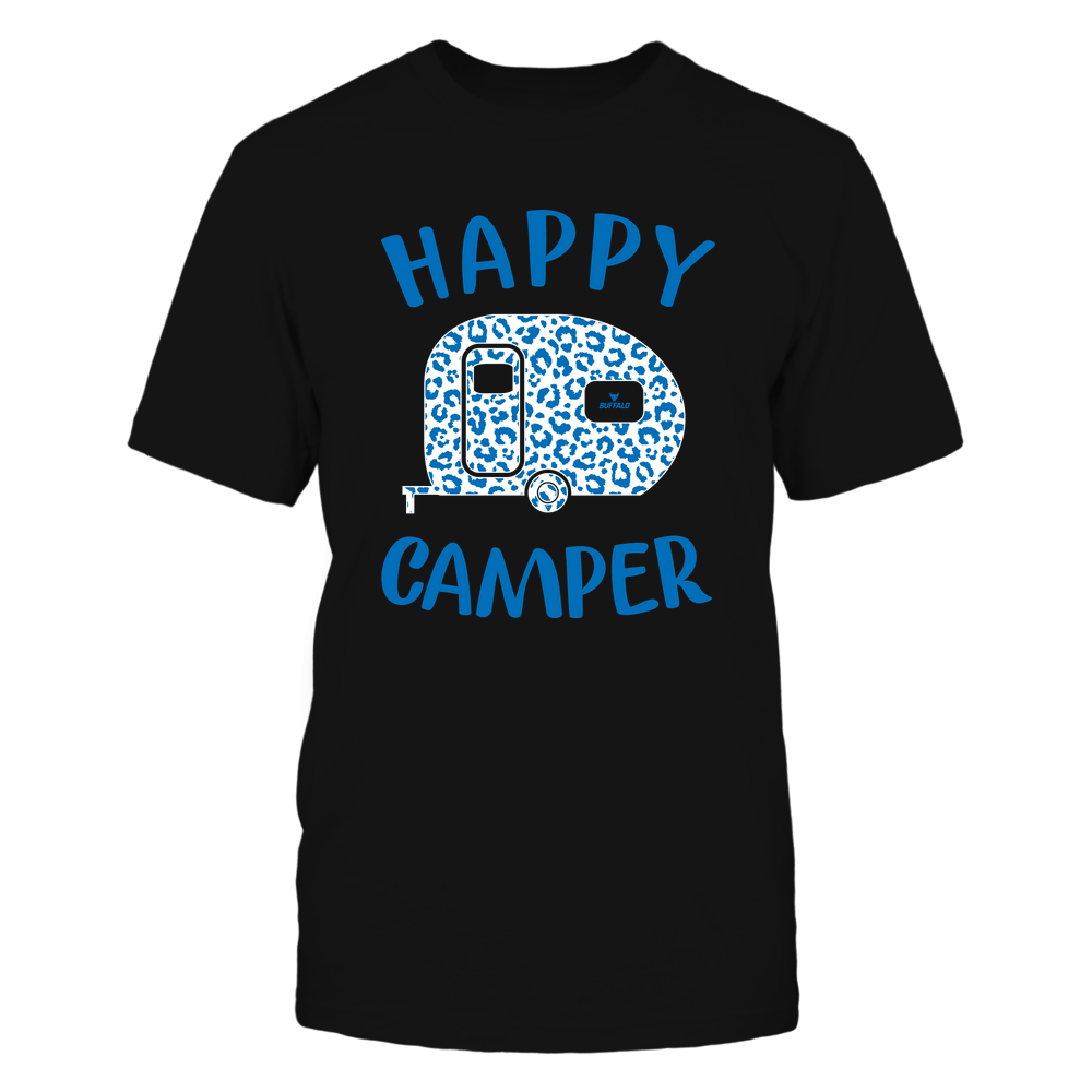 Buffalo Bulls - Camping - Happy Camper Front picture
