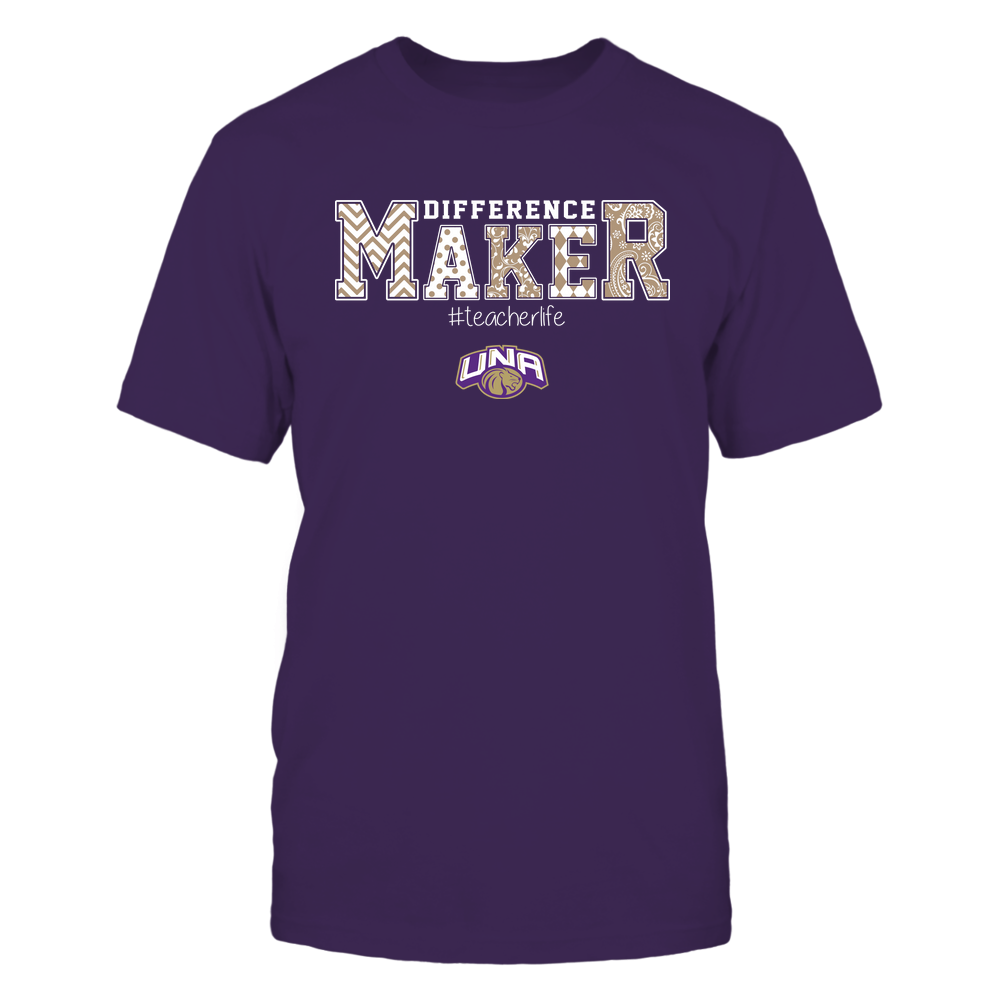 North Alabama Lions - Teacher - Difference Maker Front picture