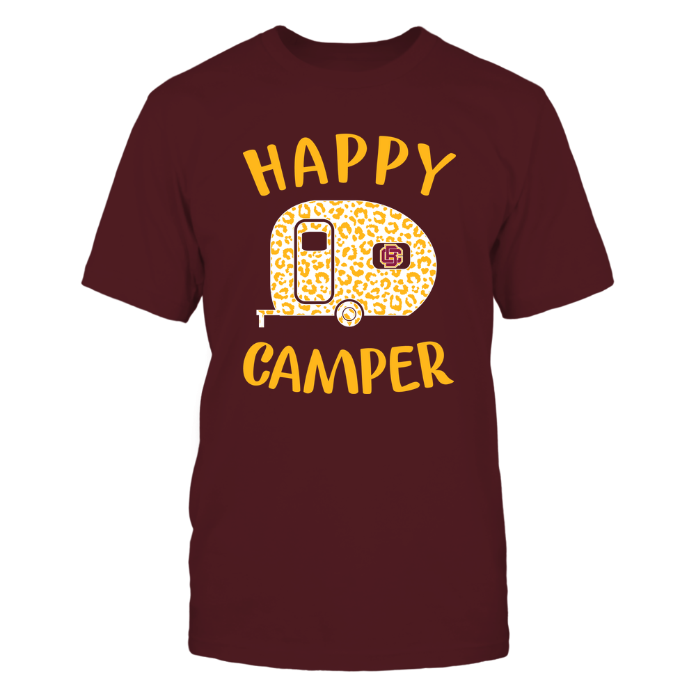 Bethune-Cookman Wildcats - Camping - Happy Camper Front picture
