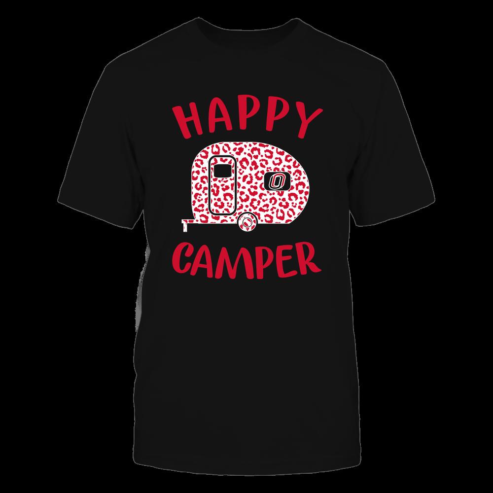 Nebraska Omaha Mavericks - Camping - Happy Camper Front picture