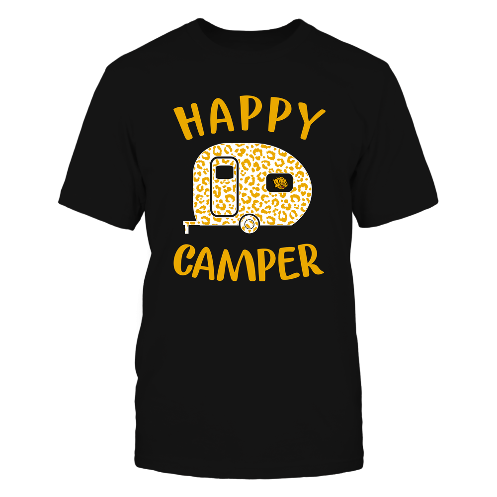 Arkansas Pine Bluff Golden Lions - Camping - Happy Camper Front picture