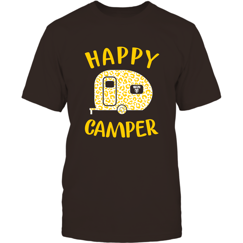 Valparaiso Crusaders - Camping - Happy Camper Front picture