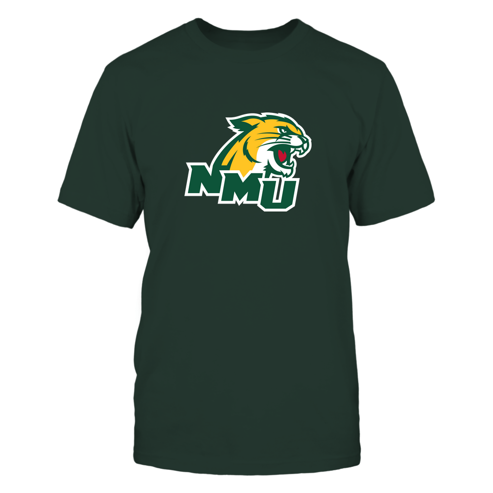 Northern Michigan Wildcats - Big Logo Front picture
