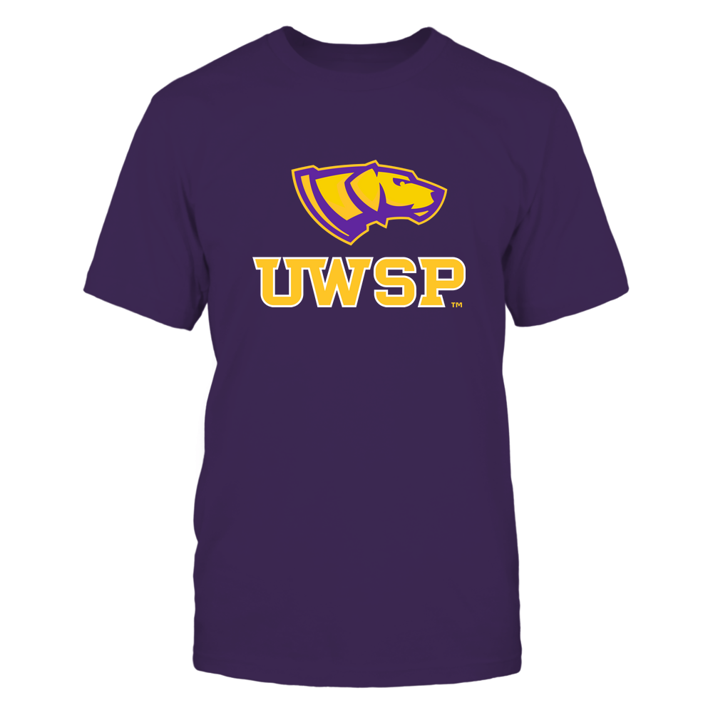 Wisconsin-Stevens Point Pointers - Big Logo Front picture