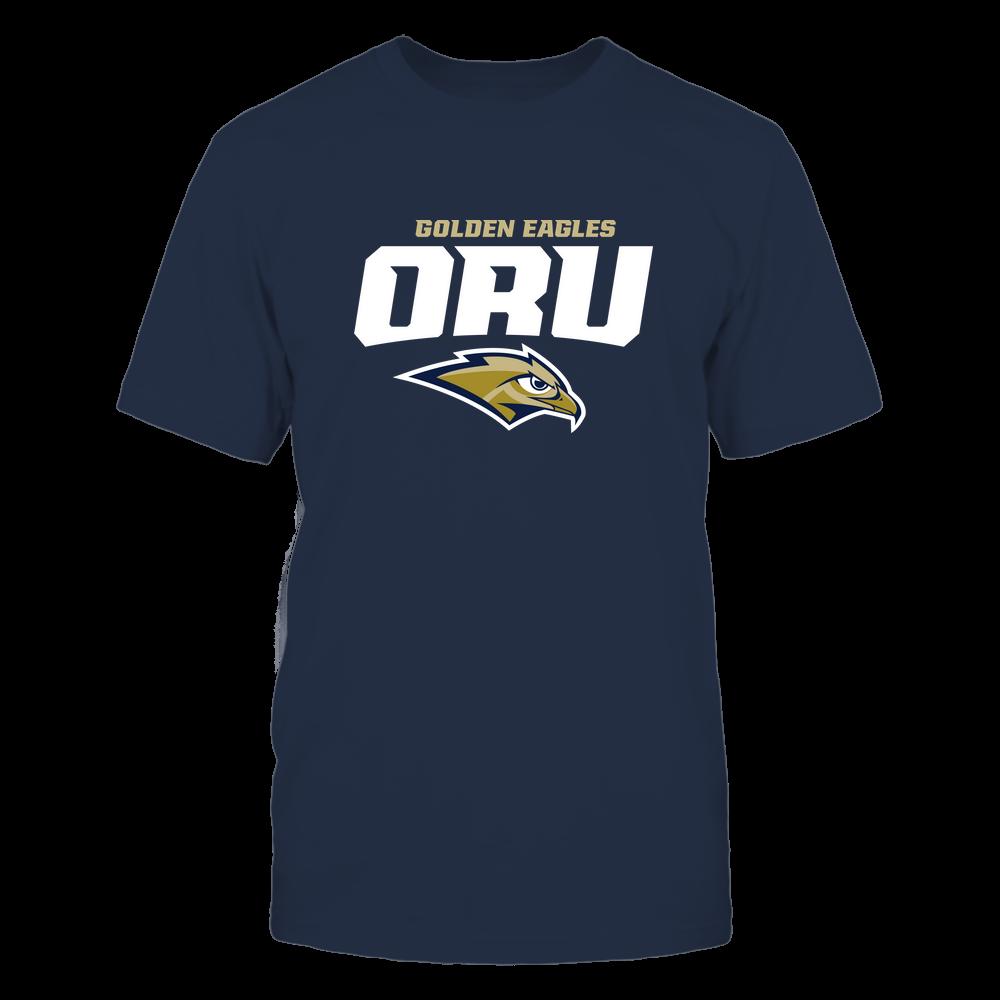 Oral Roberts Golden Eagles - Big Logo Front picture