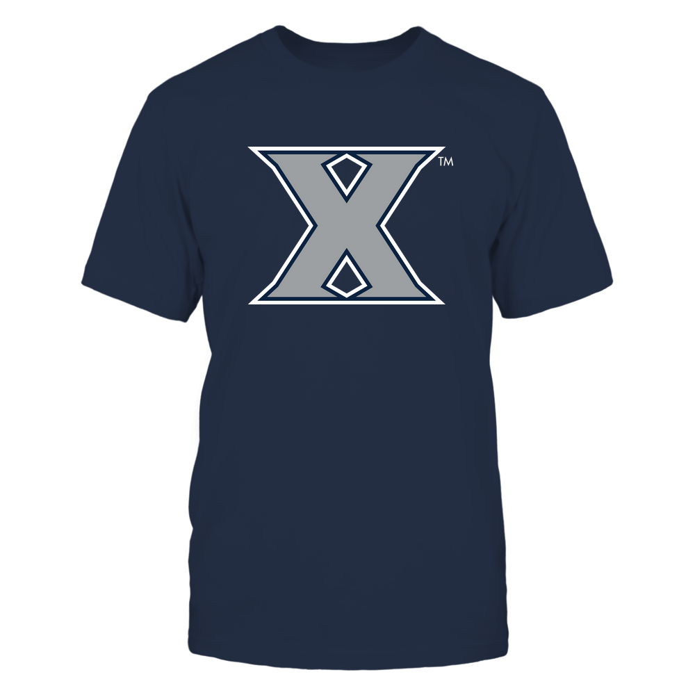 Xavier Musketeers - Big Logo Front picture