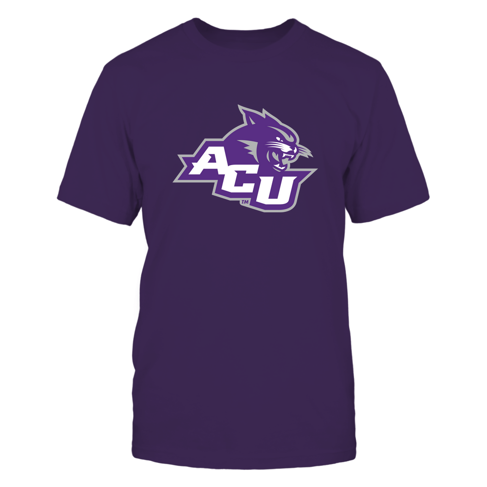 Abilene Christian Wildcats - Big Logo Front picture