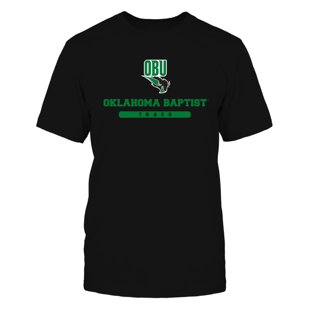 Oklahoma Baptist Bison - School - Logo - Track Front picture