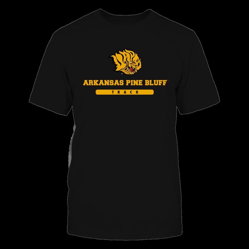 Arkansas Pine Bluff Golden Lions - School - Logo - Track Front picture
