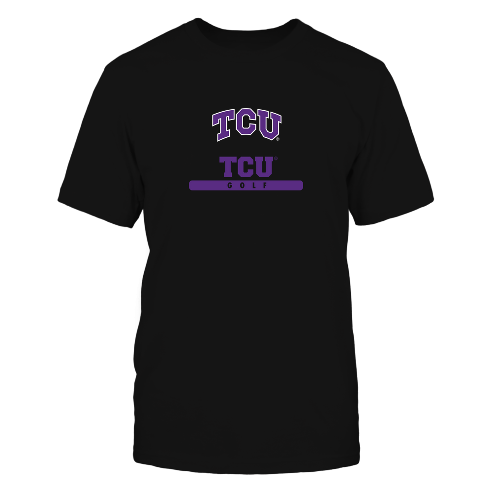 TCU Horned Frogs - School - Logo - Golf Front picture