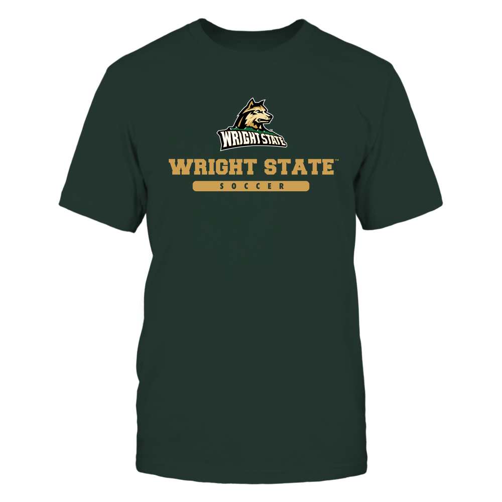 Wright State Raiders - School - Logo - Soccer Front picture