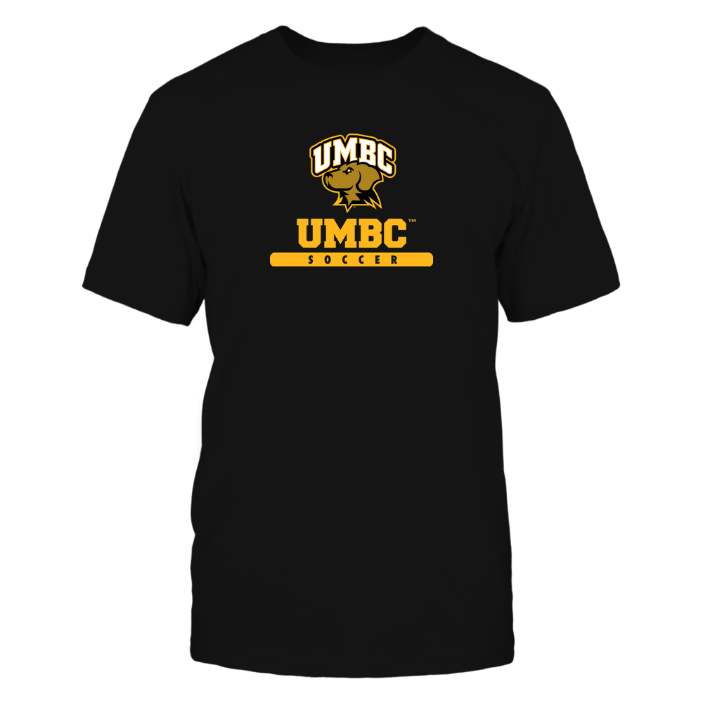 UMBC Retrievers - School - Logo - Soccer Front picture