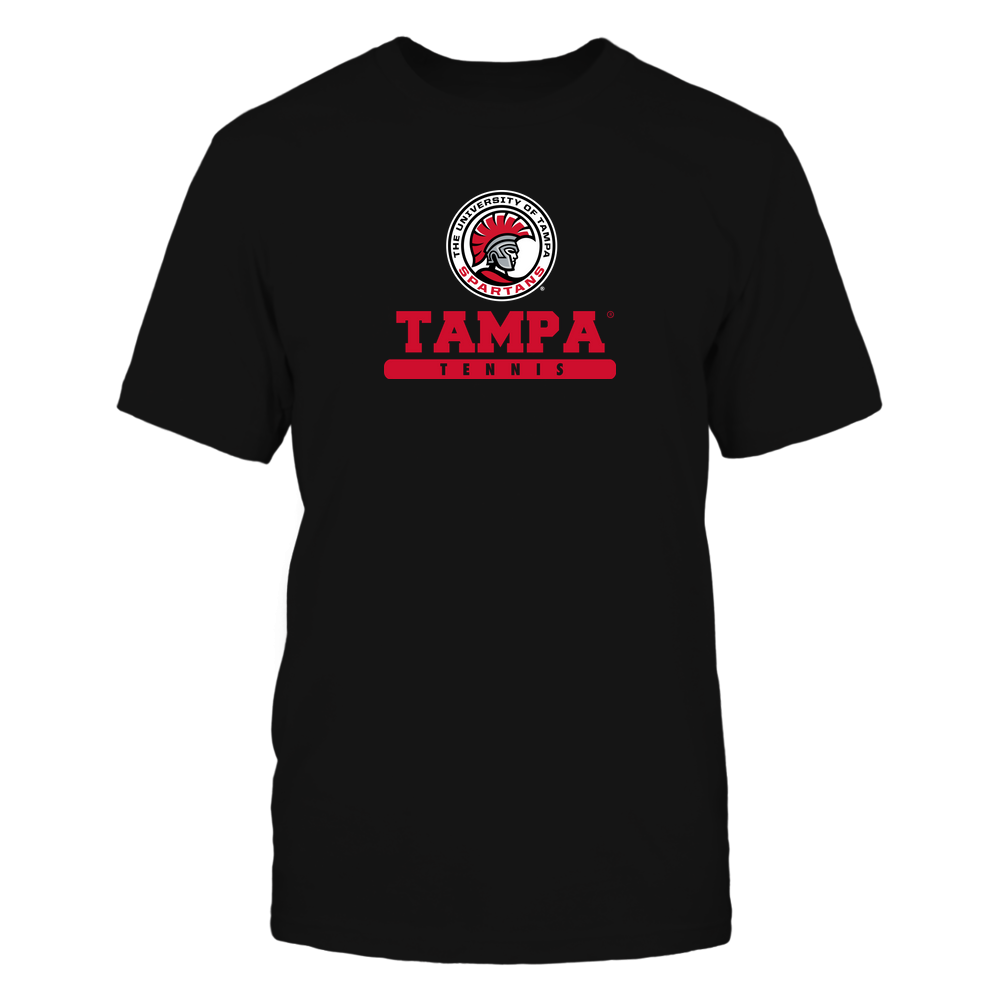 Tampa Spartans - School - Logo - Tennis Front picture