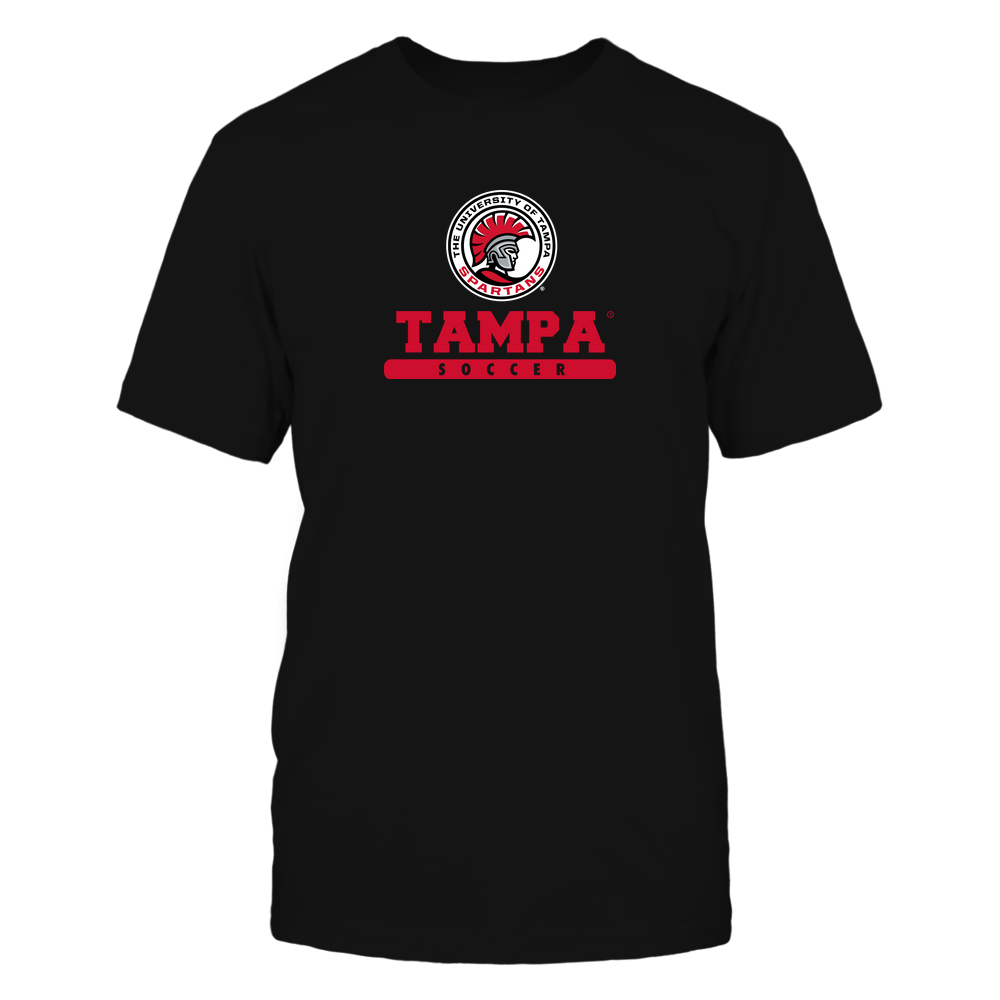 Tampa Spartans - School - Logo - Soccer Front picture