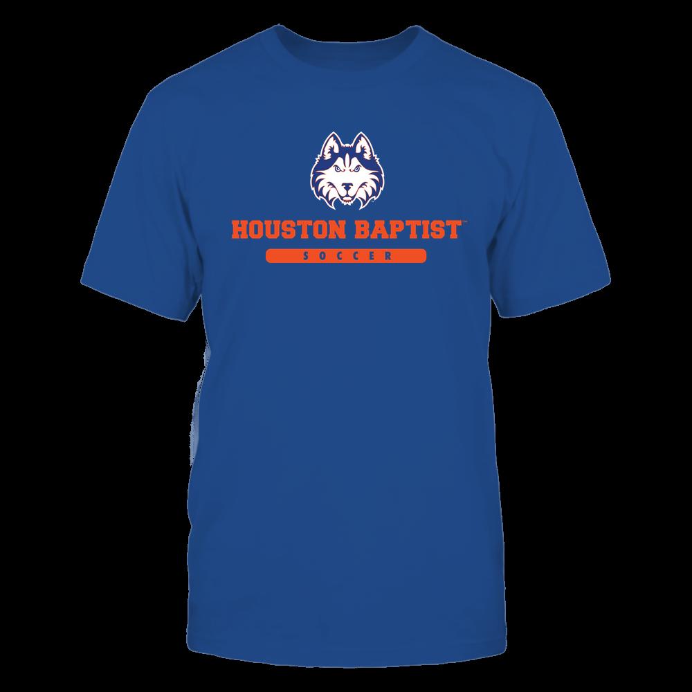 Houston Baptist Huskies - School - Logo - Soccer Front picture
