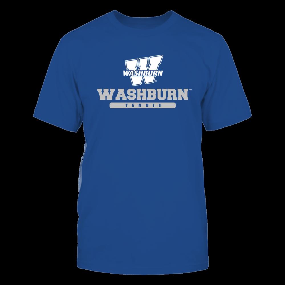 Washburn Ichabods - School - Logo - Tennis Front picture
