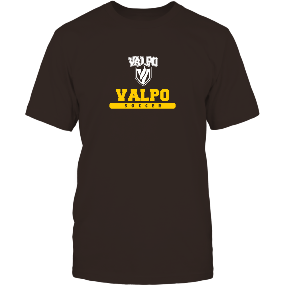 Valparaiso Crusaders - School - Logo - Soccer Front picture