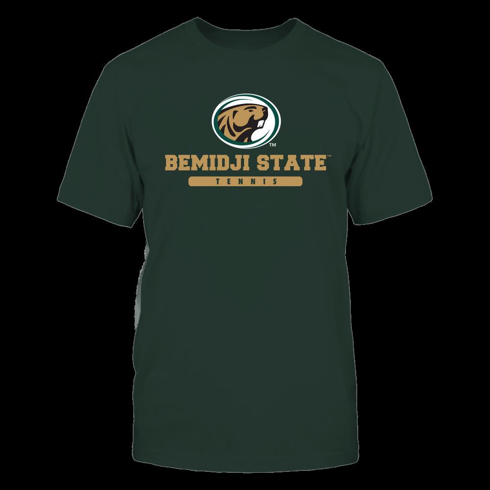 Bemidji State Beavers - School - Logo - Tennis Front picture