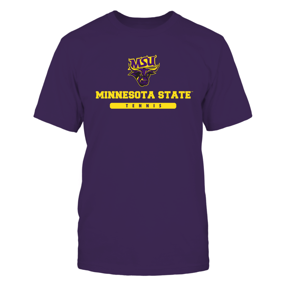 Minnesota State Mavericks - School - Logo - Tennis Front picture