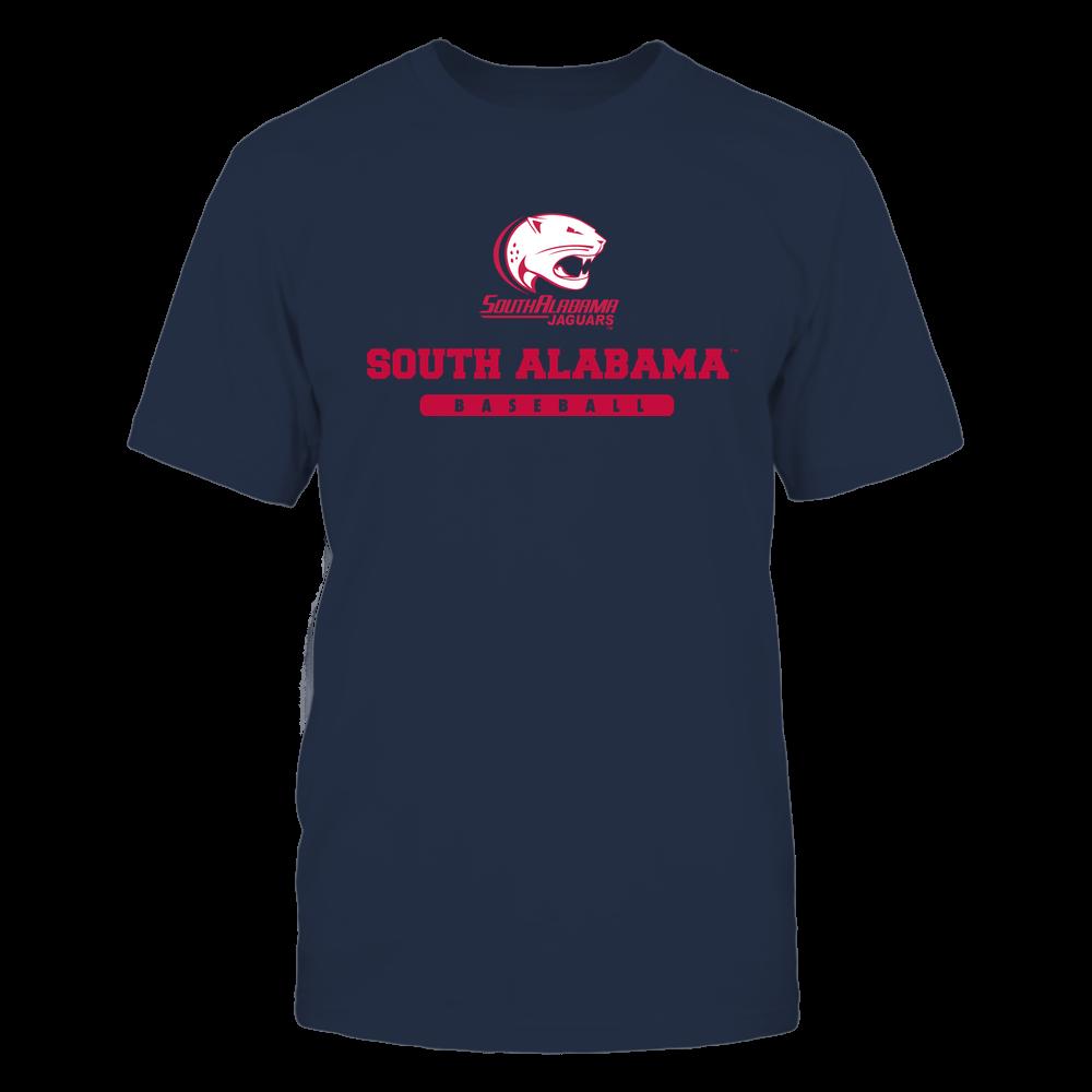 South Alabama Jaguars - School - Logo - Baseball Front picture