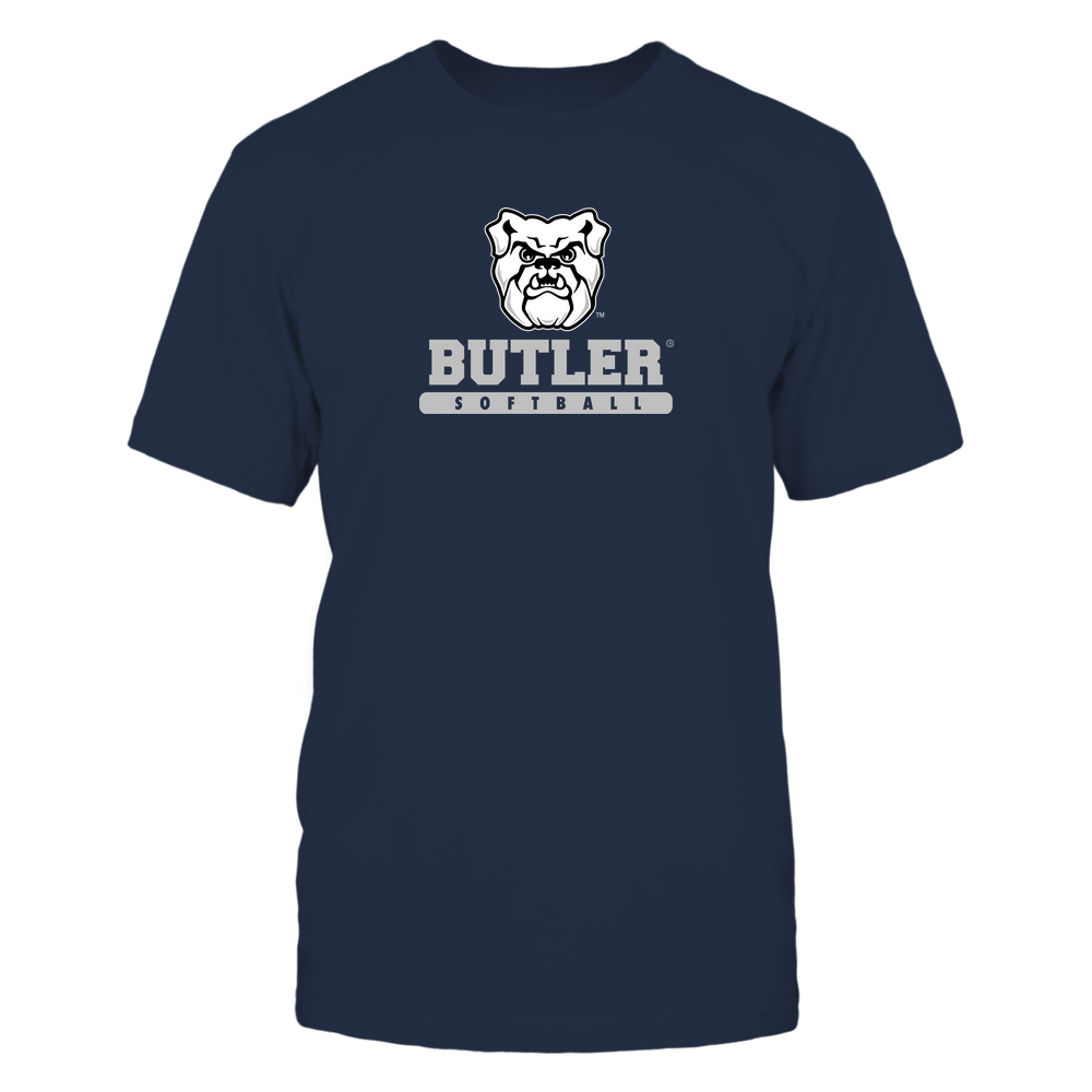Butler Bulldogs - School - Logo - Softball Front picture