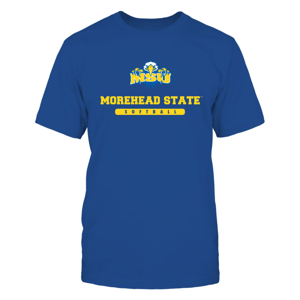 Morehead State Eagles - School - Logo - Softball Front picture