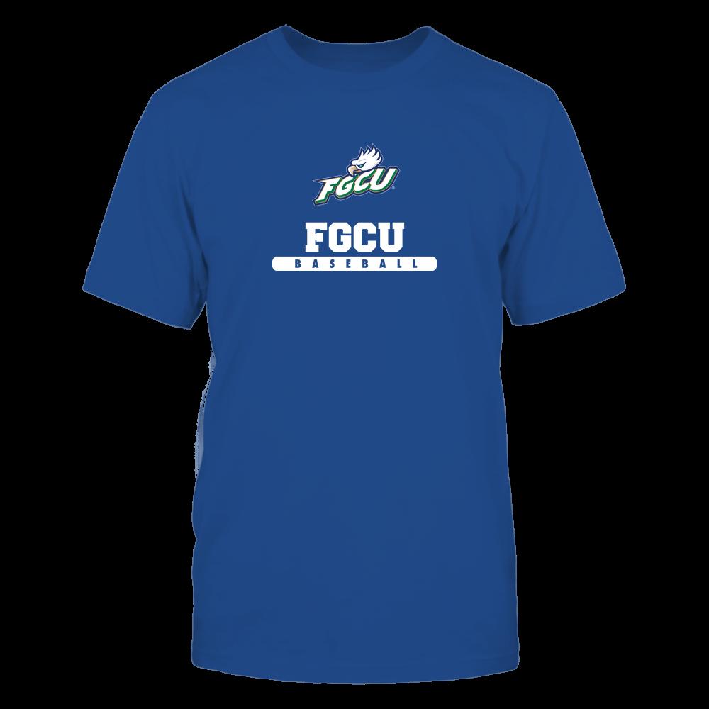 Florida Gulf Coast Eagles - School - Logo - Baseball Front picture