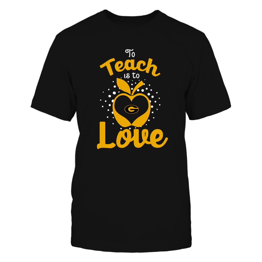 Grambling State Tigers - To Teach Is To Love - Team Front picture