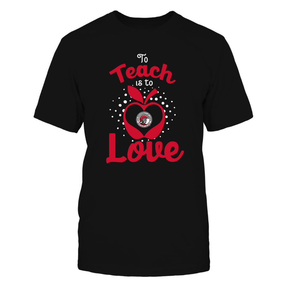 Tampa Spartans - To Teach Is To Love - Team Front picture