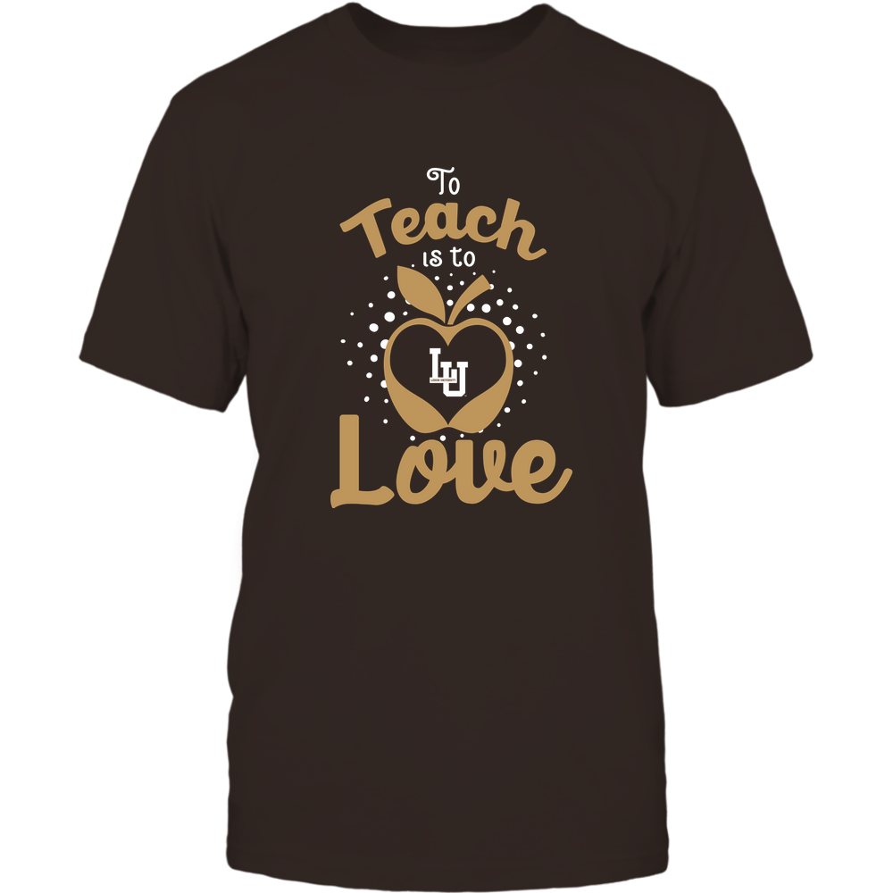 Lehigh Mountain Hawks - To Teach Is To Love - Team Front picture
