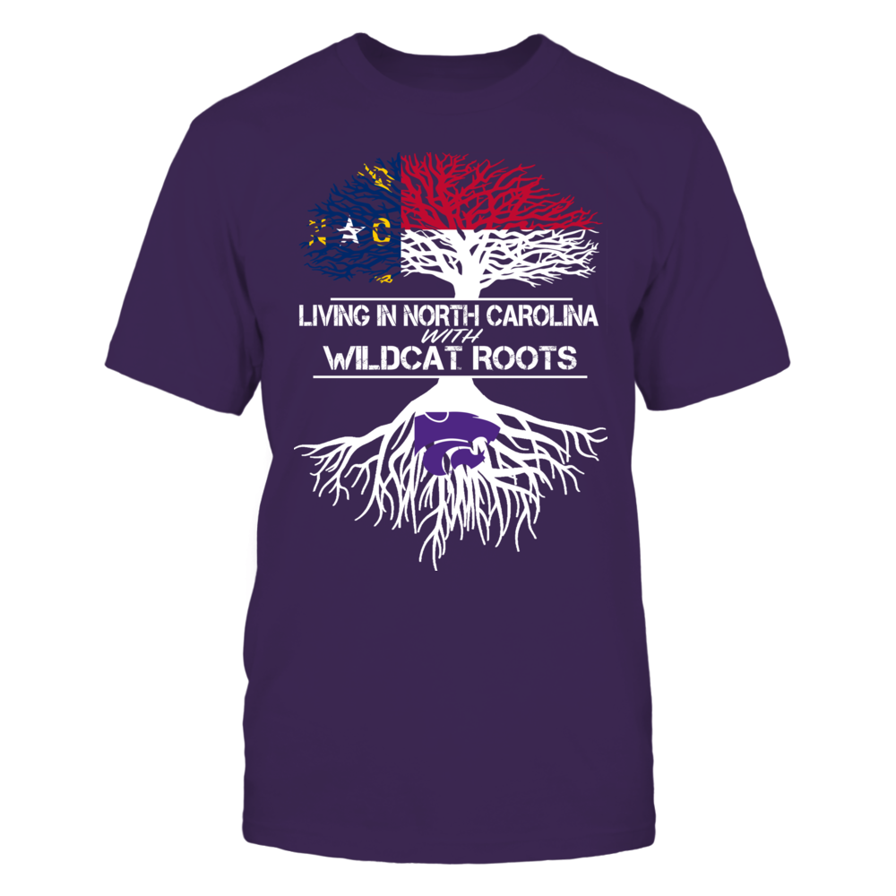 Kansas State Wildcats - Living Roots North Carolina Front picture