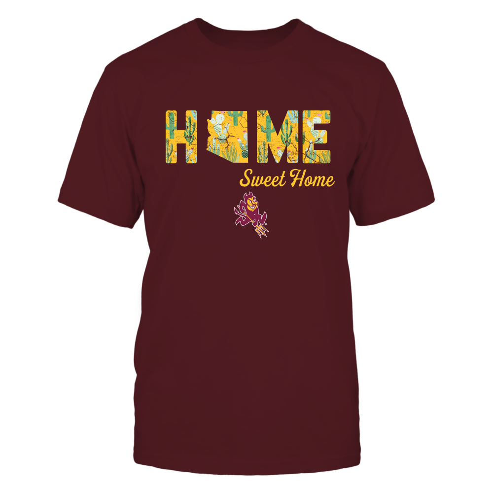 Arizona State Sun Devils - Home Sweet Home - Cactus - IF13-IC13-DS27 Front picture