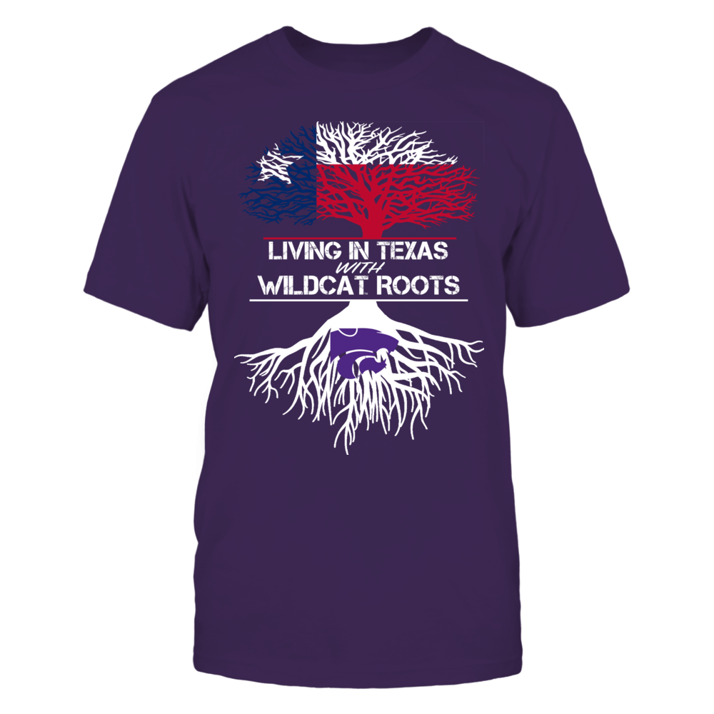 Kansas State Wildcats - Living Roots Texas Front picture