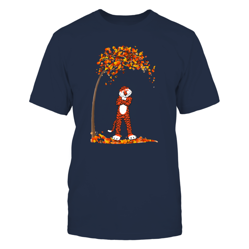 Auburn Tigers - Mascot-In-Fall-IF32-IC32-DS64 Front picture