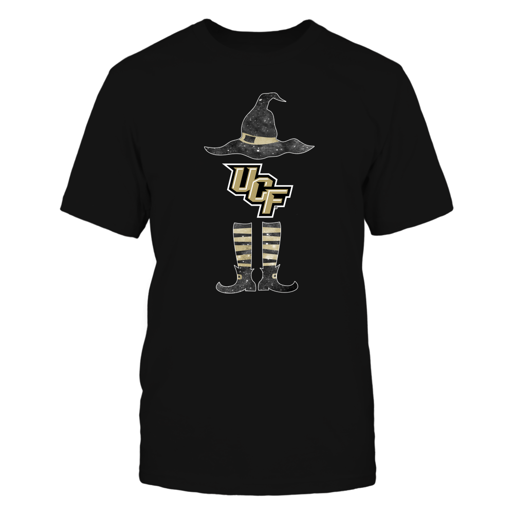 UCF Knights - Halloween Witch - Team Front picture