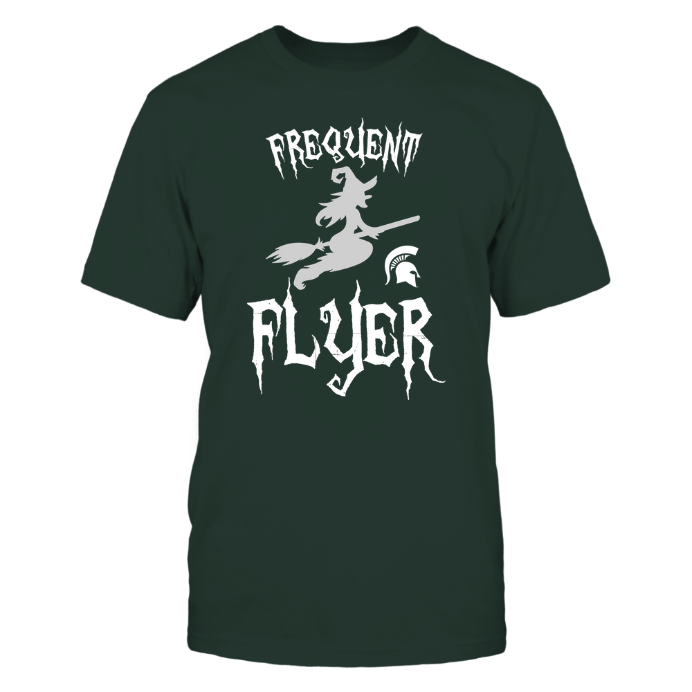 Michigan State Spartans - Frequent Flyer - Halloween - Team Front picture