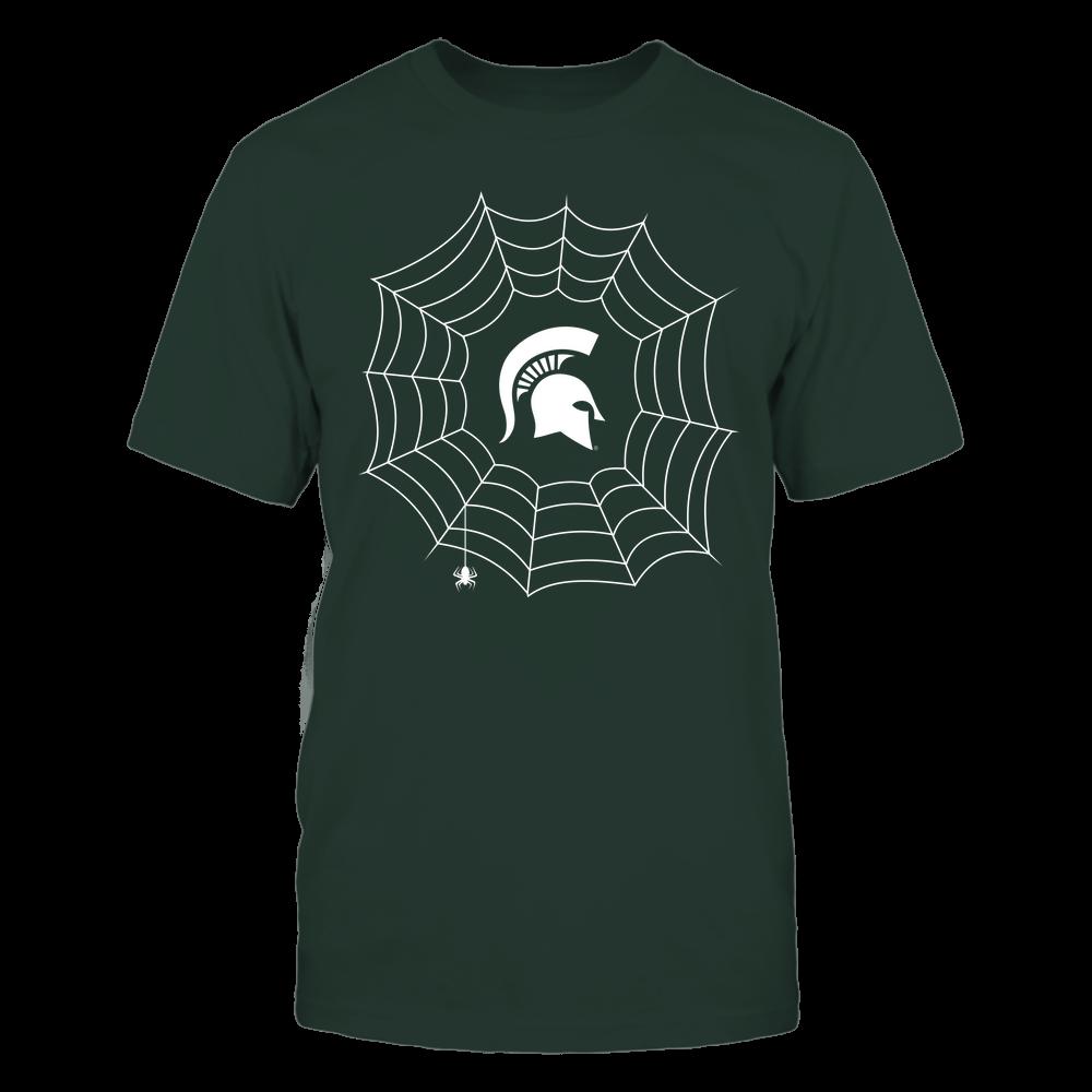 Michigan State Spartans - Halloween Spiderweb Costume - Team Front picture