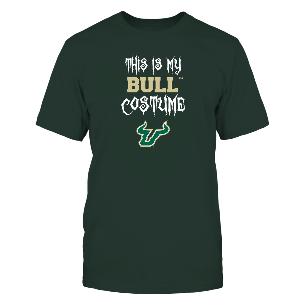 South Florida Bulls - This Is My Halloween Costume - Mascot - Team Front picture