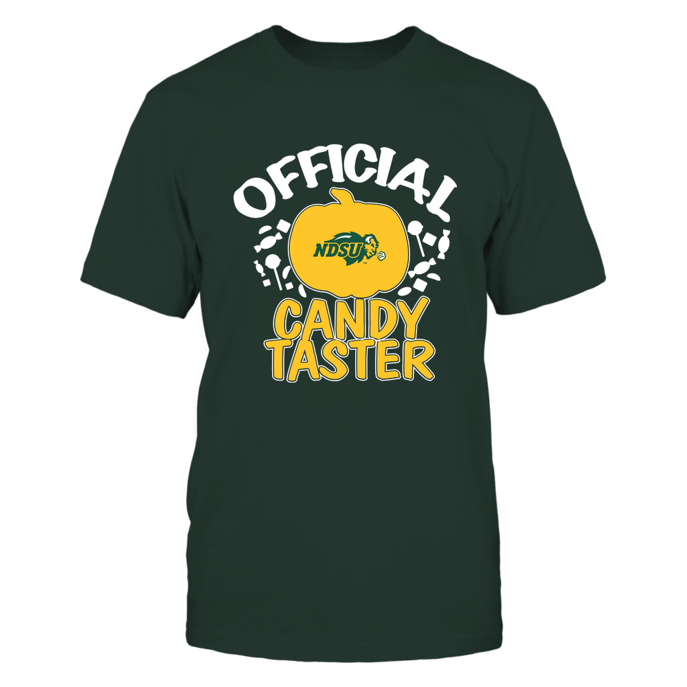 North Dakota State Bison - Official Candy Taster - Halloween - Team Front picture