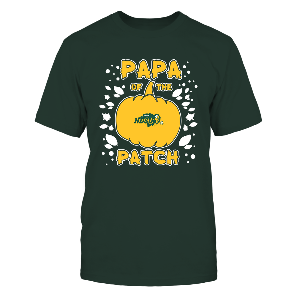 North Dakota State Bison - Papa Of The Pumpkin Patch - Team Front picture