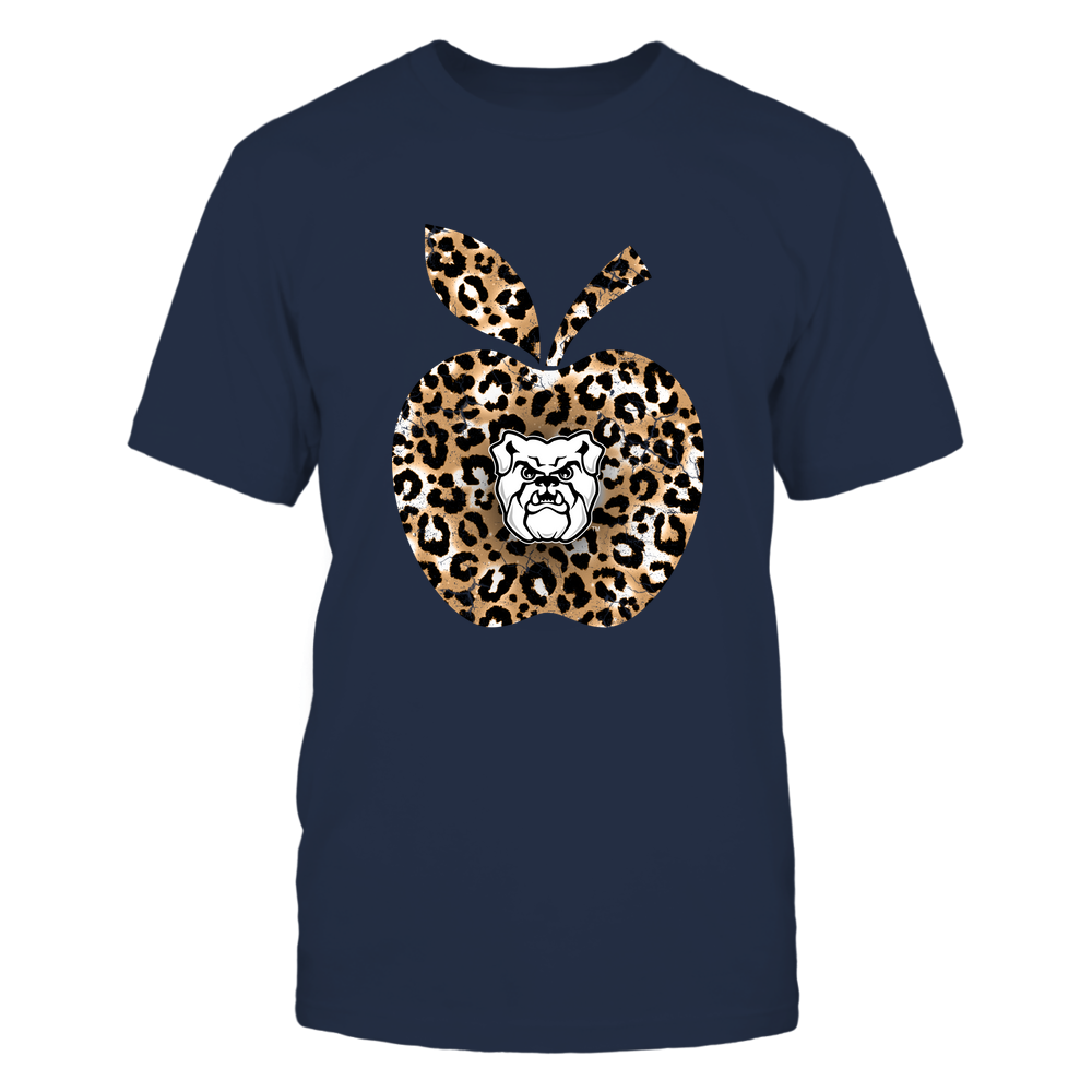 Butler Bulldogs - 19091610634 - Teacher - Leopard Apple - APCX - IF17-IC17-DS27 Front picture