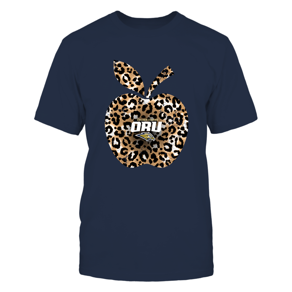 Oral Roberts Golden Eagles - 19091610634 - Teacher - Leopard Apple - APCX - IF17-IC17-DS27 Front picture